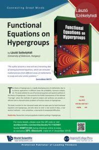 functional-equations-on-hypergroups-2-szekelyhidi